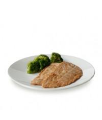 Индейка Бризоль с овощным рагу
