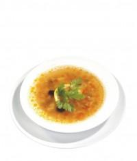 Суп рассольник с мясом