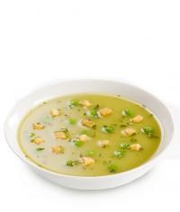 Суп гороховый с мясом