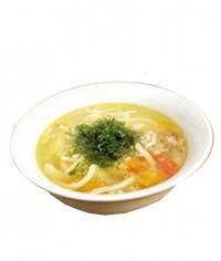 Суп–лапша с курицей